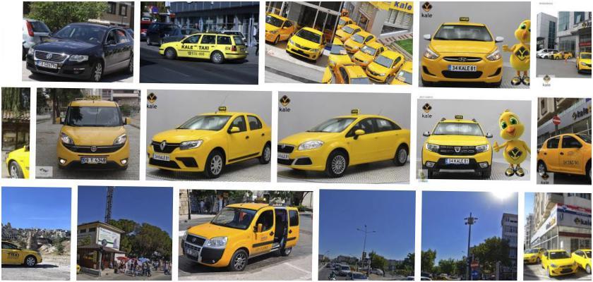 Konforlu Ulaşım da Taksi