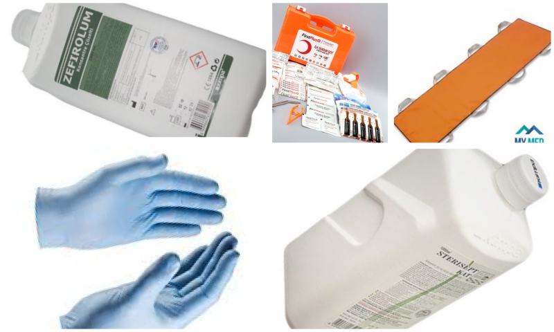 Tıbbi Yara Bakım Ürünleri