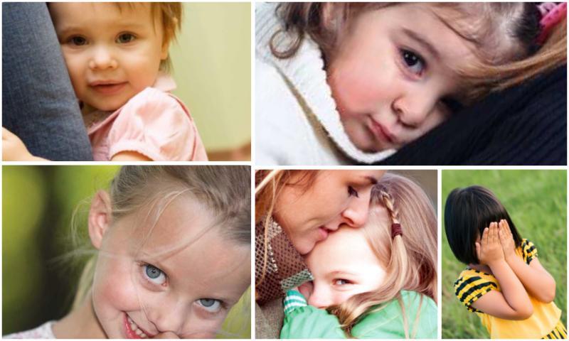 Çocuklarda Utangaçlık ve Çekingenlik