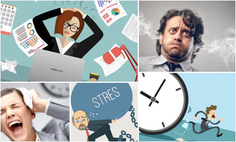 """Stres Nedir, Olaylar Nasıl """"Stres"""" Olarak Algılanır?"""