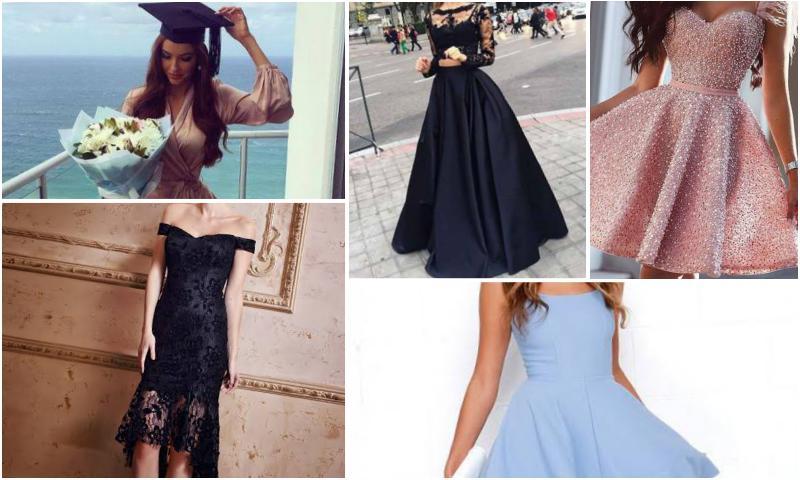 Yeni Sezon Mezuniyet Elbise Modelleri