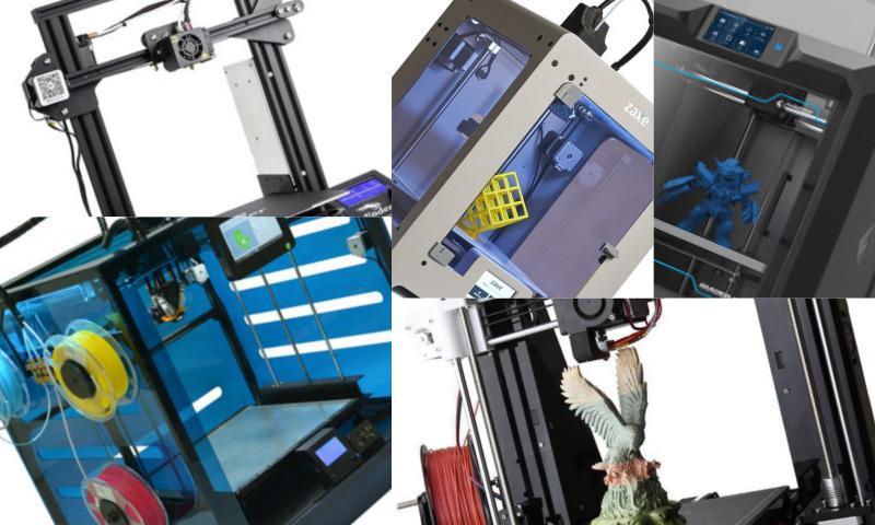 Lazer 3D Yazıcı Özellikleri