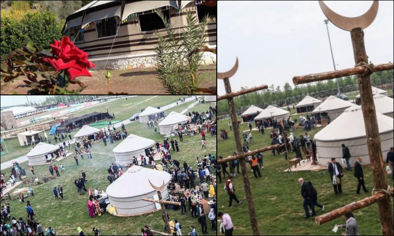 Osmanlı Geleneği Kıl Çadırların Günümüzde Yeri