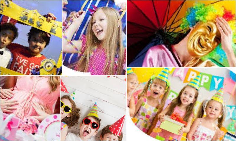 Çocuklar İçin Eğlence ve Etkinlik Evleri