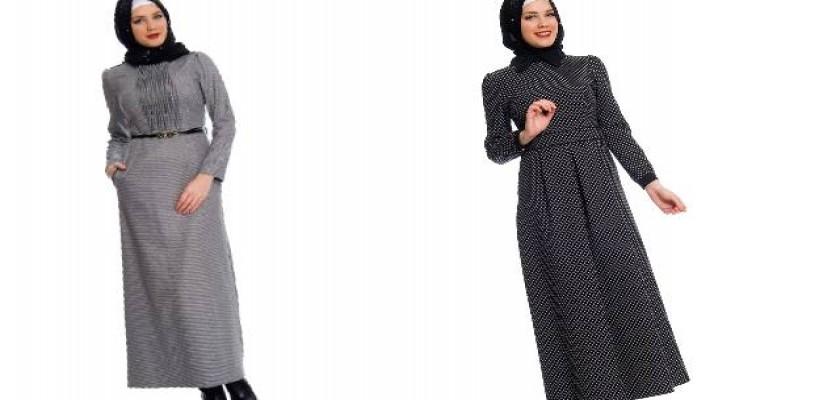 Asimetrik Kesim Kıyafet Modelleri
