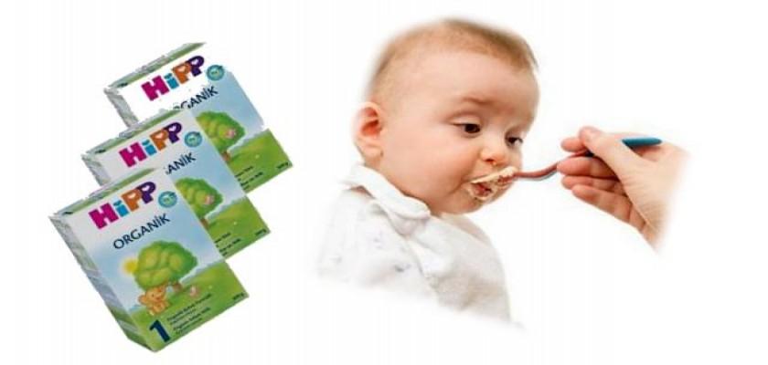 Bebeğinizin Sağlıklı Büyümesi İçin Organik Mamalar Kullanın