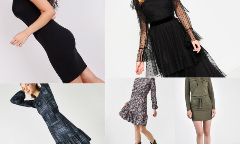 Vücut Tipinize Göre Elbise Seçimi