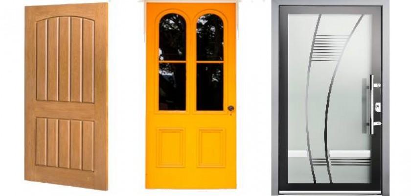 En Çok Tercih Edilen Kapı Modelleri