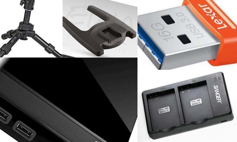 Fotoğraf Makineleri İçin Çanta ve Kılıflar