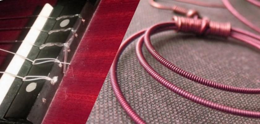 Gitar Telleri Nasıl Değiştirilir