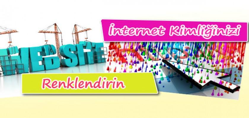 İnternet Kimliğinizi Renklendirin