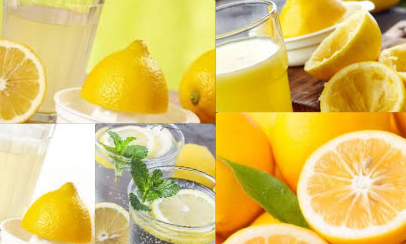 Limon ve Limon Suyunun Faydaları