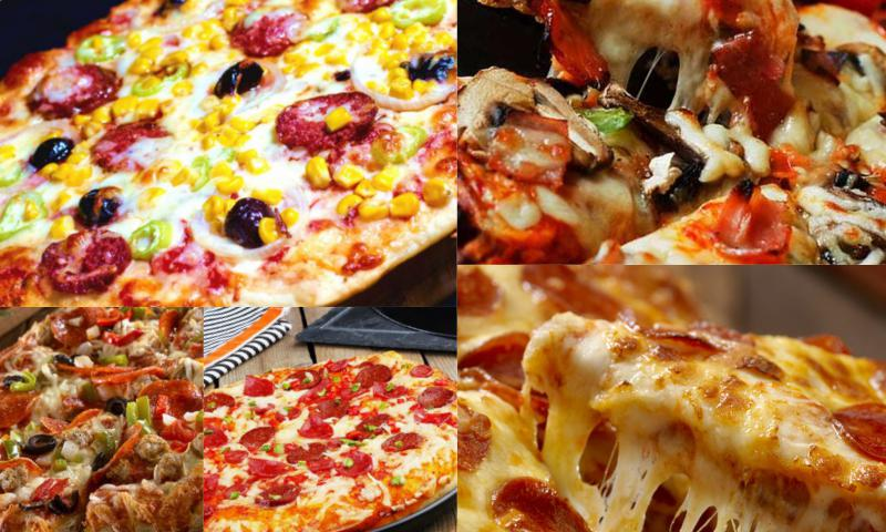 Frozen Pizza Nedir?