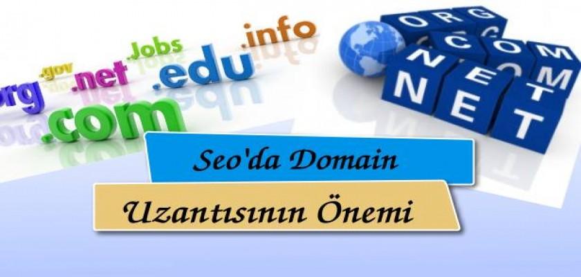 Seo'da Domain Uzantısının Amacı
