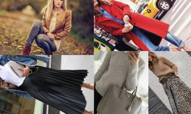 Sonbaharda Hangi Kıyafetler Giyilir?