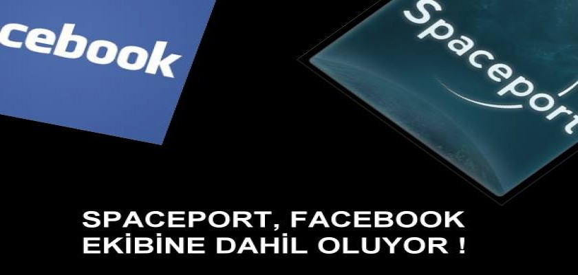 Facebook'un Yeni Wonderkid'i: Spaceport