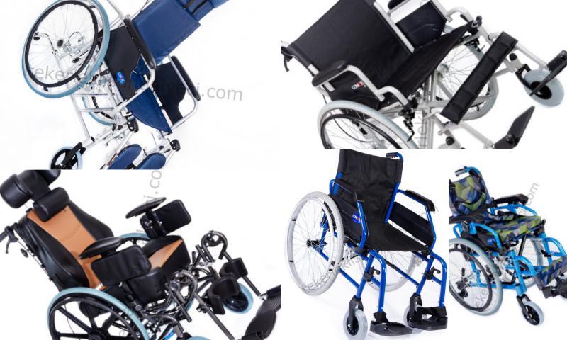Medikal Tekerlekli Sandalyeler