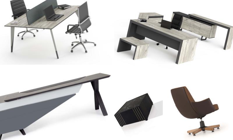 Ofis Mobilyalarının Özellikleri